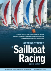 Ebook in inglese Getting Started in Sailboat Racing, 2nd Edition Cort, Adam , Stearns, Richard