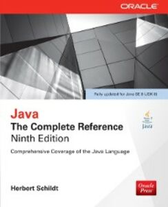 Ebook in inglese Java: The Complete Reference, Ninth Edition Schildt, Herbert
