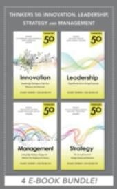Thinkers 50: Innovation, Leadership, Management and Strategy (EBOOK BUNDLE)
