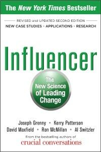 Foto Cover di Influencer: The New Science of Leading Change, Second Edition, Ebook inglese di AA.VV edito da McGraw-Hill Education