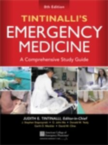 Foto Cover di Tintinalli's Emergency Medicine: A Comprehensive Study Guide, 8th edition, Ebook inglese di AA.VV edito da McGraw-Hill Education