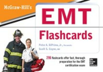 Ebook in inglese McGraw-Hill's EMT Flashcards Coyne, Scott S. , Jr., DiPrima