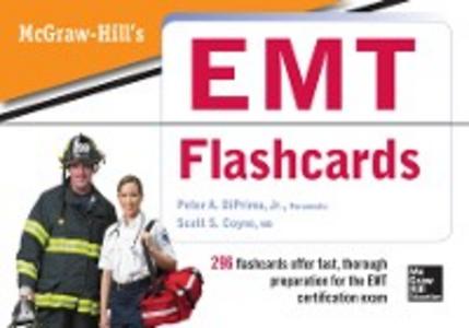 Ebook in inglese McGraw-Hill's EMT Flashcards Coyne, Scott S. , Jr., DiPrima
