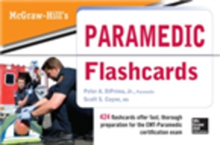 Ebook in inglese McGraw Hill's Paramedic Flashcards Coyne, Scott S. , Jr., DiPrima