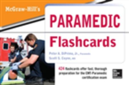 Ebook in inglese McGraw Hill's Paramedic Flashcards Coyne, Scott S. , Jr., DiPrima