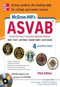 Foto Cover di McGraw-Hill's ASVAB, 3rd Edition, Ebook inglese di Janet E. Wall, edito da McGraw-Hill Education