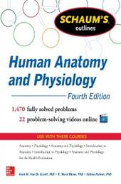 Schaums Outline of Human Anatomy and Physiology 4/E (EBOOK)