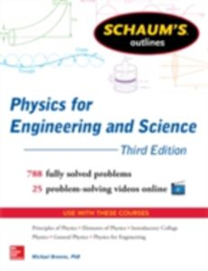 Ebook in inglese Schaums Outline of Physics for Engineering and Science 3/E (EBOOK) Browne, Michael