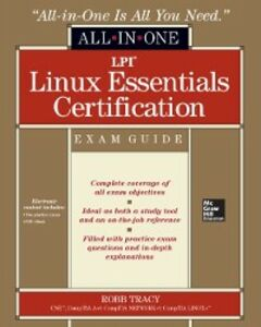 Ebook in inglese LPI Linux Essentials Certification All-in-One Exam Guide Tracy, Robb