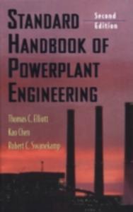 Ebook in inglese Standard Handbook of Powerplant Engineering Chen, Kao , Elliott, Thomas , Swanekamp, Robert