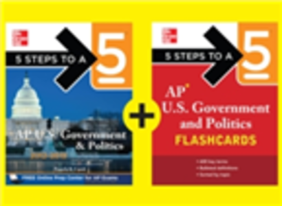 Ebook in inglese 5 Steps to a 5 AP U.S. Government and Politics Lamb, Pamela K.