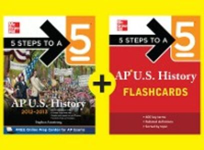 Ebook in inglese 5 Steps to a 5 AP U.S. History Practice Plan Armstrong, Stephen