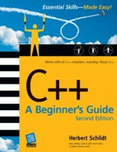 Ebook in inglese C++: A Beginner's Guide, Second Edition Schildt, Herbert