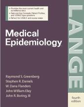 Medical Epidemiology