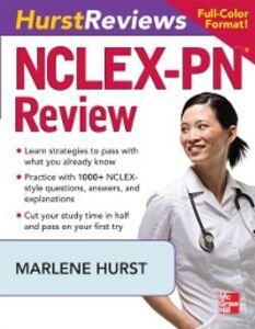 Foto Cover di Hurst Reviews NCLEX-PN Review, Ebook inglese di Marlene Hurst, edito da McGraw-Hill Education