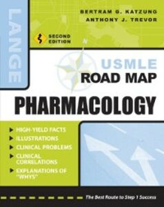 Foto Cover di USMLE Road Map Pharmacology, Second Edition, Ebook inglese di Bertram Katzung, edito da McGraw-Hill Education