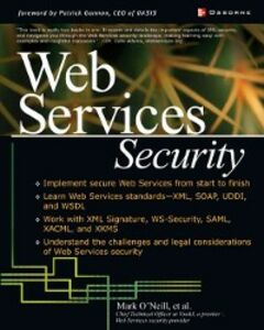 Ebook in inglese Web Services Security O'Neill, Mark