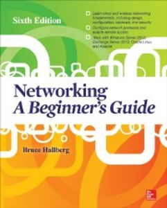 Ebook in inglese Networking: A Beginner's Guide, Sixth Edition Hallberg, Bruce