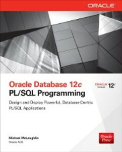 Ebook in inglese Oracle Database 12c PL/SQL Programming McLaughlin, Michael