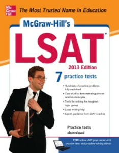 Ebook in inglese McGraw-Hill's LSAT, 2013 Edition Falconer, Russ , Johnson, Drew D.