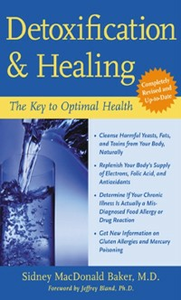Ebook in inglese Detoxification and Healing Baker, Sidney MacDonald