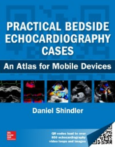 Ebook in inglese Practical Bedside Echocardiography Cases Shindler, Daniel M.