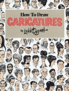 Ebook in inglese How To Draw Caricatures Redman, Lenn
