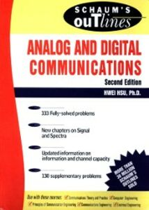 Ebook in inglese Schaum's Outline of Analog and Digital Communications Hsu, Hwei