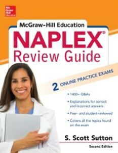 Foto Cover di Naplex Review, Second Edition (SET), Ebook inglese di S. Scott Sutton, edito da McGraw-Hill Education