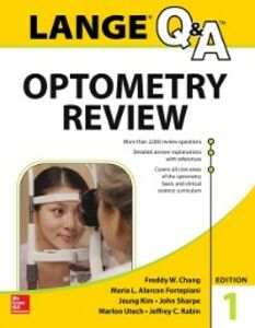 Foto Cover di Lange Q&A Optometry Review: Basic and Clinical Sciences, Ebook inglese di AA.VV edito da McGraw-Hill Education
