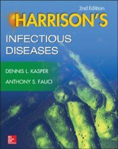 Foto Cover di Harrison's Infectious Diseases, 2/E, Ebook inglese di Anthony S. Fauci,Dennis L. Kasper, edito da McGraw-Hill Education
