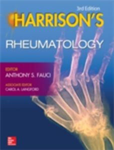 Ebook in inglese Harrison's Rheumatology, 3E Fauci, Anthony S. , Langford, Carol A.