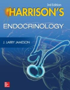 Foto Cover di Harrison's Endocrinology, 3E, Ebook inglese di J. Larry Jameson, edito da McGraw-Hill Education