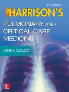 Foto Cover di Harrison's Pulmonary and Critical Care Medicine, 2e, Ebook inglese di Joseph Loscalzo, edito da McGraw-Hill Education