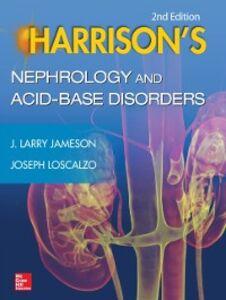 Foto Cover di Harrison's Nephrology and Acid-Base Disorders, 2e, Ebook inglese di J. Larry Jameson,Joseph Loscalzo, edito da McGraw-Hill Education