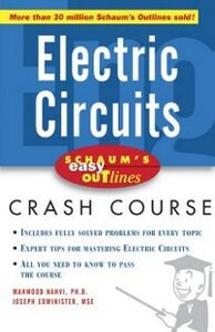 Ebook in inglese Schaum's Easy Outline of Electric Circuits Edminister, Joseph , Nahvi, Mahmood