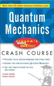 Ebook in inglese Schaum's Easy Outline of Quantum Mechanics Reuven, Phinik , Zaarur, Elyahu