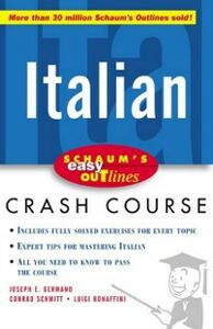 Ebook in inglese Schaum's Easy Outline of Italian Bonaffini, Luigi , Germano, Joseph , Schmitt, Conrad
