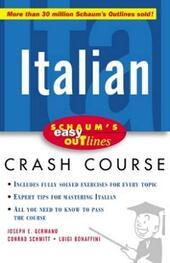 Schaum's Easy Outline of Italian