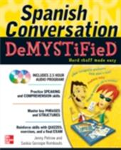 Spanish Conversation Demystified