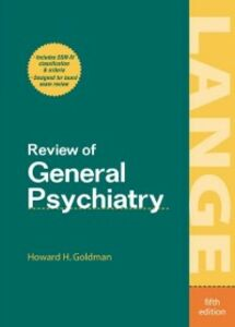 Ebook in inglese Review of General Psychiatry, Fifth Edition Goldman, Howard
