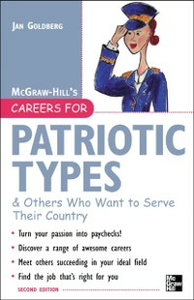 Ebook in inglese Careers for Patriotic Types & Others Who Want to Serve Their Country, Second ed. Goldberg, Jan