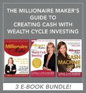 Ebook in inglese Millionaire Maker's Guide to Creating Cash with Wealth Cycle Investing Langemeier, Loral