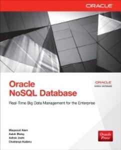 Foto Cover di Oracle NoSQL Database, Ebook inglese di AA.VV edito da McGraw-Hill Education