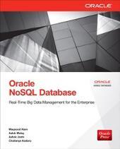 Oracle NoSQL Database