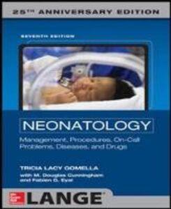 Libro Neonatology Gomella