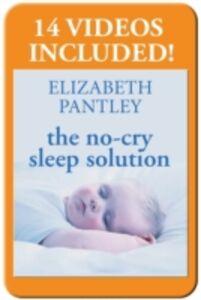 Foto Cover di No-Cry Sleep Solution Enhanced Ebook, Ebook inglese di Elizabeth Pantley, edito da McGraw-Hill Education