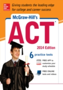 Ebook in inglese McGraw-Hill's ACT, 2014 Edition Dulan, Steven W.