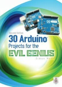 Ebook in inglese 30 Arduino Projects for the Evil Genius, Second Edition Monk, Simon
