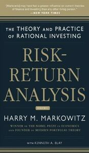 Ebook in inglese Risk-Return Analysis: The Theory and Practice of Rational Investing (Volume One) Blay, Kenneth , Markowitz, Harry M.